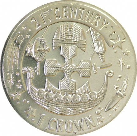 2001 The 21st Century Crown